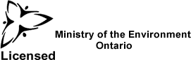 Ministry of the Environment Ontario